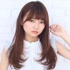 【しっとりツヤ感☆】サラツヤ美ストレート+Cut+3ステップTR【9,000円】