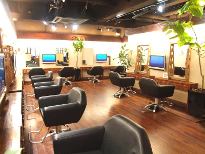 Hair Resort DEARiUM1