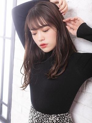 【prize池袋西口店】haruka ナチュラルヘア