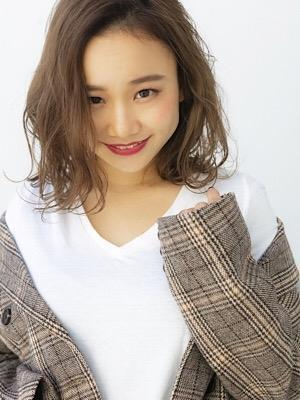 【prize池袋西口】山口博史 透明感ミディ