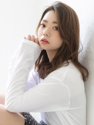 【prize池袋西口店】YUKIナチュラルゆるふわカール