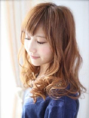 【arte HAIR】大きめカールミディー♪