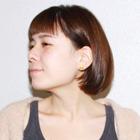 簡単スタイリング☆前髪カット+前髪パーマ