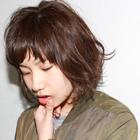 【4週間分のホームケア付き☆】前髪カット+潤いカラー+Treatment