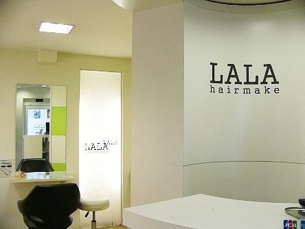 hair make LALA3