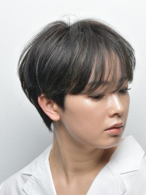 [FIRST] グレージュ×美フォルムショート <吉田京介>
