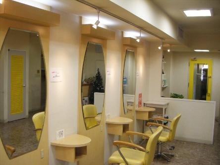 ロワール美容室1
