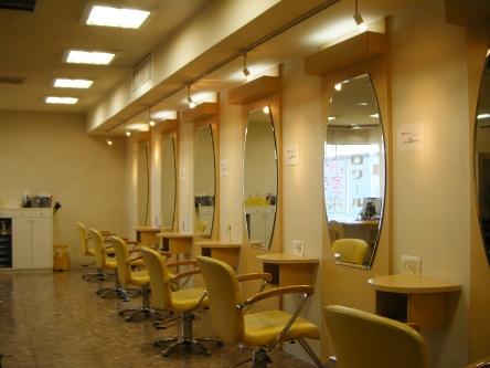 ロワール美容室2