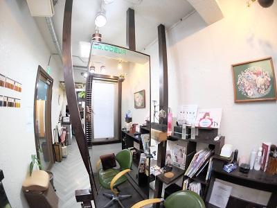 仙川の美容室 La.COEUR4