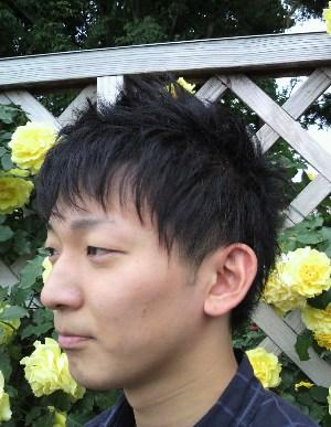 王道黒髪ショート
