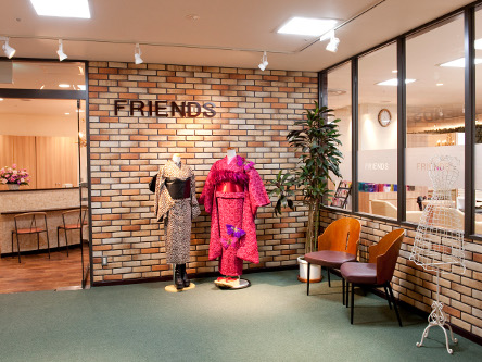 FRIENDS 取手ボックスヒル店3