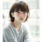 【ハンドブロー☆美髪体験】カット+潤いトリートメント
