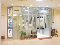 hair cutting garden Jacques Moisant 松山店