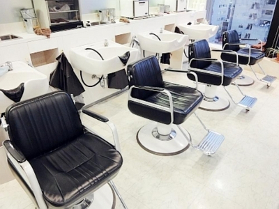 hair cutting garden Jacques Moisant 松山店4