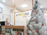 CHEERS for hair 川越店