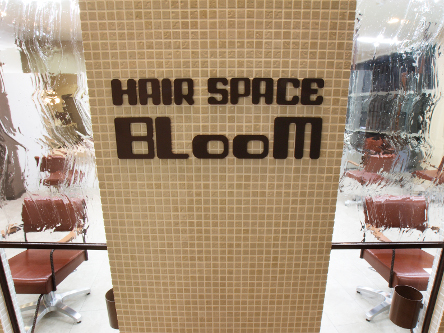 Hair space Bloom head shop5
