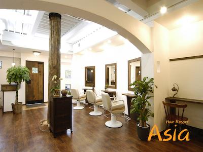 HairResort Asia 南浦和店1