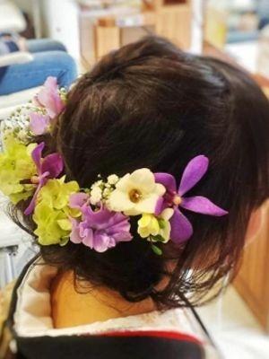 【成人の日につけた花の名前は僕たちはまだ知らない】