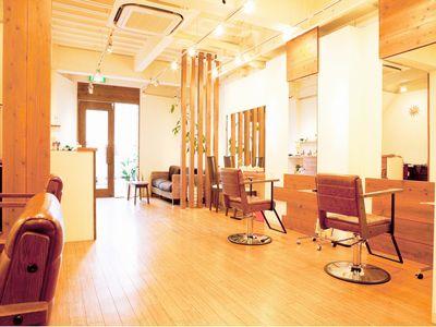 HAIR MAKE TUNE 中津店3