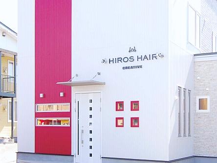 HIROS HAIR CREATIVE 4