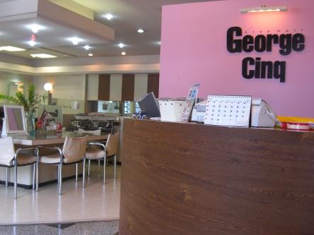 George Cinq 戸田店1