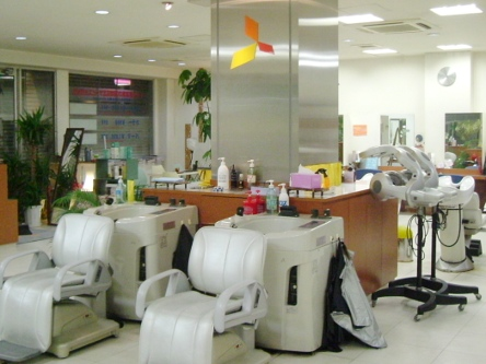 Live hair SEC 北赤羽店2