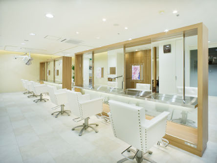 ビューテサロン トレボー 永山店1