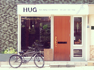 HUG HairStyling&Coordination2
