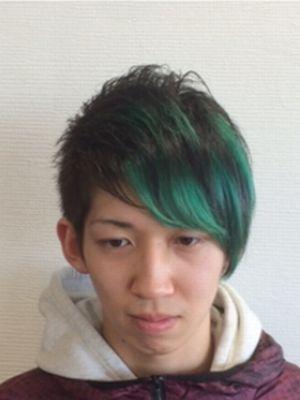 グリーンモンスターYU-YA