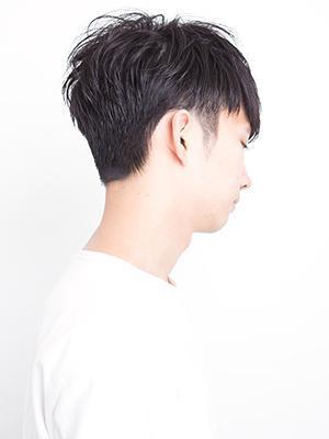 【PEEK-A-BOO】爽やかメンズショート/石坂勇人/