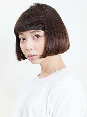 【PEEK-A-BOO】スリークボブ。 /石坂勇人/