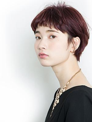 【PEEK-A-BOO】美骨コンパクトショート/石坂勇人/