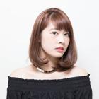 【PEEK-A-BOO】カット+艶カラー+期間限定『炭酸泉サービス』