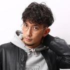 【GINZA PEEK-A-BOO】メンズカット+パーマ『炭酸泉サービス』