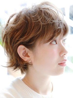 【武蔵小杉calm】ラフショート