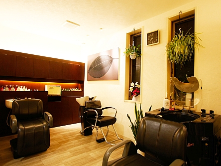 beauty salon MORYE2
