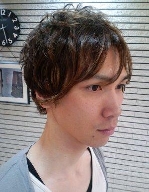 MEN'Sマッシュボブ☆【COUPE 川尻】