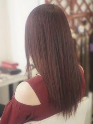 秋カラー~レッドブラウン~@岡しゃん