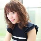 【平日限定】カット+カラー+ヘッドスパ(頭皮美容★濃潤クリームバスSPA)