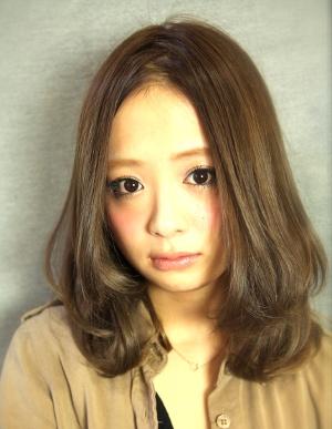 【秋冬コレクション】艶ミディアム