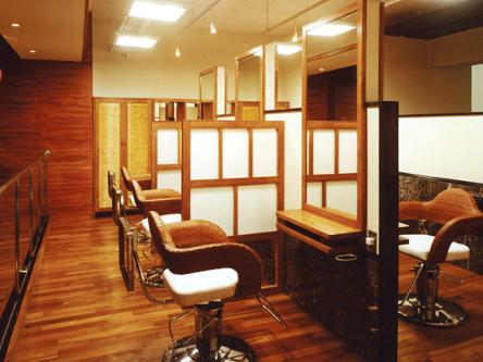 HAIR&BEAUTYDEPARTMENT PROGRESS 所沢店1