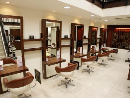 HAIR&BEAUTYDEPARTMENT PROGRESS 所沢店3