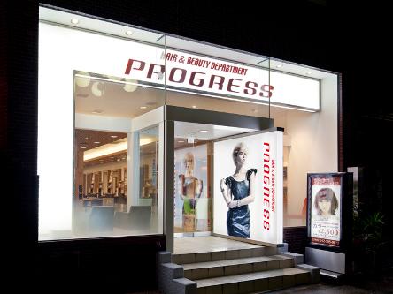 HAIR WORK PROGRESS 立川店2