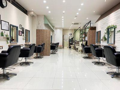 HAIR&BEAUTYDEPARTMENT PROGRESS 吉祥寺店1