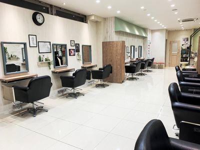 HAIR&BEAUTYDEPARTMENT PROGRESS 吉祥寺店2