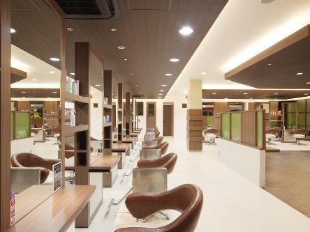 HAIR&BEAUTYDEPARTMENT PROGRESS 新所沢店1