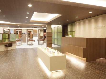 HAIR&BEAUTYDEPARTMENT PROGRESS 新所沢店5