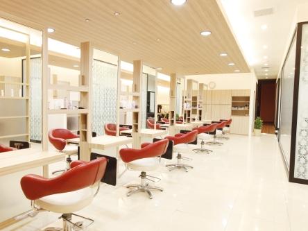 HAIR&BEAUTYDEPARTMENT PROGRESS 小平小川店1