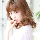 【愛され美髪】  根元ストレート+毛先カール 27,000円⇒18,900円