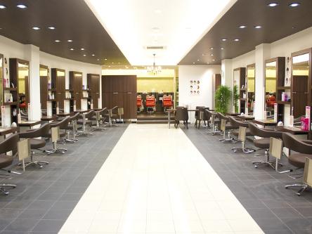 HAIR&BEAUTYDEPARTMENT PROGRESS 一番町店1